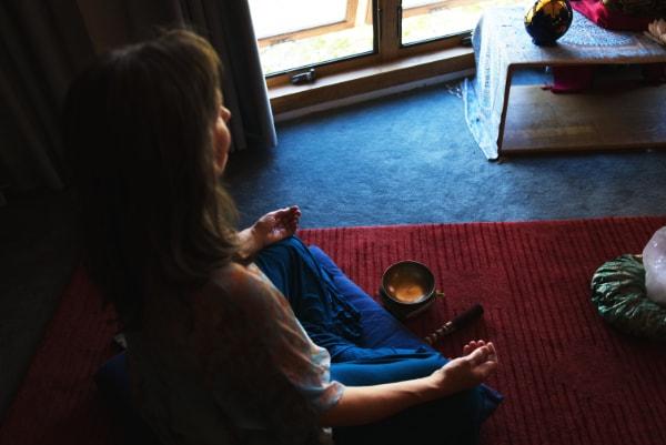 Live meditations every week
