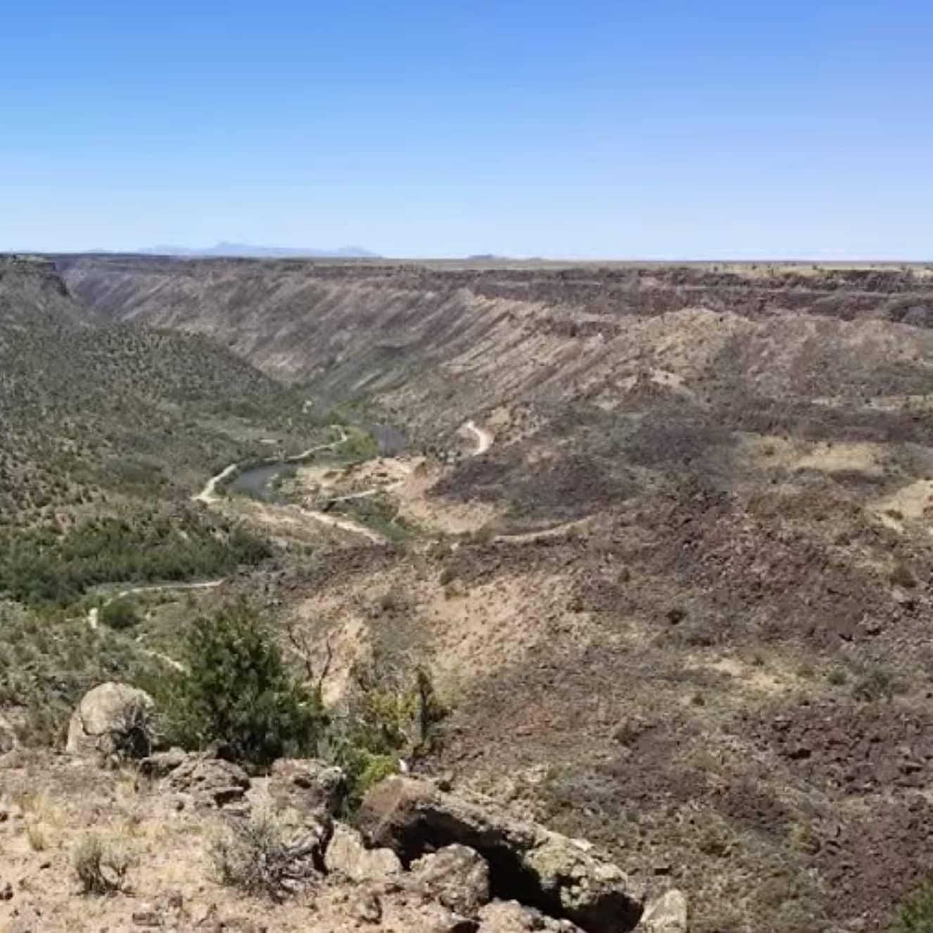 Rio Grande Toas New Mexico Meditation